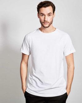 T-Shirt BOY men - white