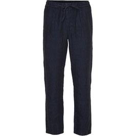Linen Pants blue