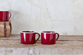 Tasse berry red klein