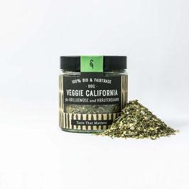 Veggie California BBQ