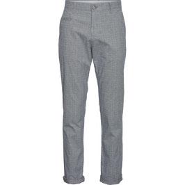 Chino checked grey