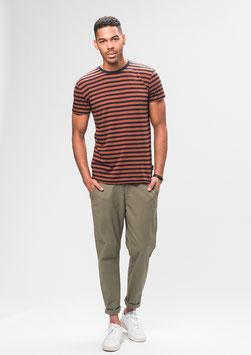 Tencel T-Shirt Stripes