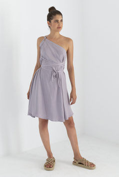 Multiposition Dress Short Tencel lavendel