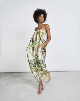 Dress LEONIE jade print