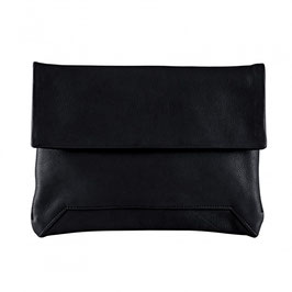 Leder-Clutch Night Bag I
