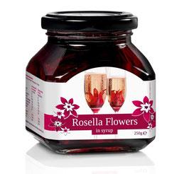 Rosella Flowers in Sirup