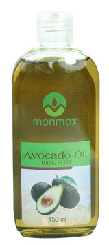 Morimax Virgin 100% Pure Avocado Oil 150 ml