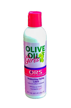 Olive oil girls (ORS) moisturizing styling lotion 251 ml.