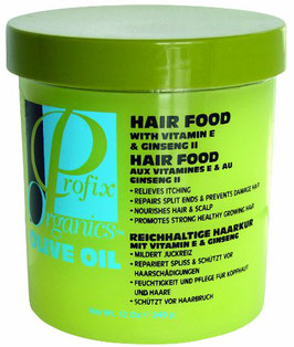 Profix Organic Olive Oil Hair Food 12oz