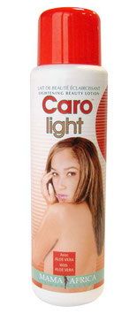 Caro Light Lightening Beauty Lotion 500ml