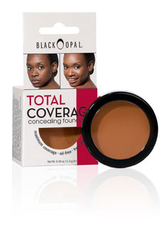 Black Opal Total Foundation Heavenly Honey