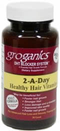 Groganics 2-A-Day Vitamins