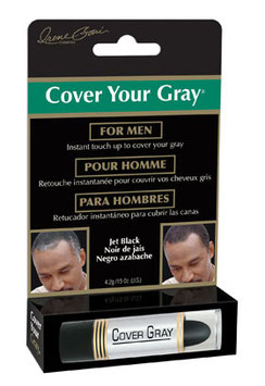 DR COVER YOUR GRAY STICK FOR MEN - brown 4,2G