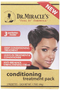 Dr.Miracle's Conditioning Treatment 3 Pack 1,75oz