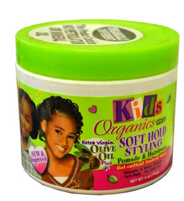 AFRICA'S BEST KIDS ORGANICS SOFT HOLD STYLING POMADE 114g