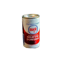 Magic Shaving Powder Red - 142g