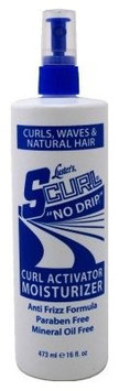 Luster's S CURL 'No drip' curl activator moisturizer 355ml