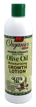 Africa's Best Organics Olive Oil Mois.Growth Lotion