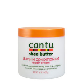 CANTU SHEA BUTTER OIL LEAVE-IN CONDITIONER 473ML