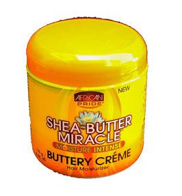 Shea Butter Miracle Moisture Intense Buttery Creme 170g.