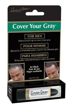 DR Cover Your Gray Stick For Men - Jet Black 4,2g