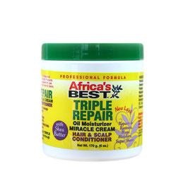 AFRICA'S BEST Triple Repair - HAIR & SCALP CONDITIONER