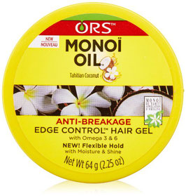 Organic Root Stimulator Monoi Anti-Breakage Edge Control Hair Gel