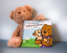 """""""WÜNSCHE FÜR EIN BÄRENSTARKES LEBEN"""" Wünschebuch zur Taufe oder Geburt"""