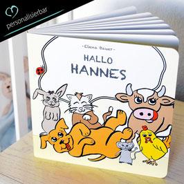 """""""HALLO-DU-BUCH"""" Personalisiertes Kinderbuch"""