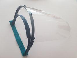 Gesichtsschutzmaske V1.0 (3D-gedruckt)