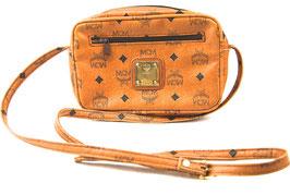 MCM Cross-Body Tasche mit Monogramm Muster