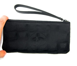 Chanel Travel Line Pouch Schwarz