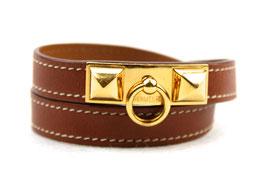 Hermès Armband in Rehbraun!