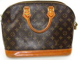 Louis Vuitton Alma Pm Monogramm Tasche