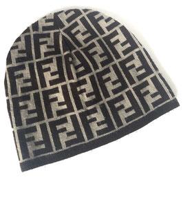 Fendi Zucca Monogramm Mütze