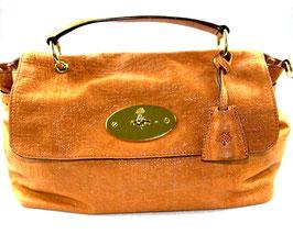 Mulberry Edie Bag (klein) in Glitter-Cognac
