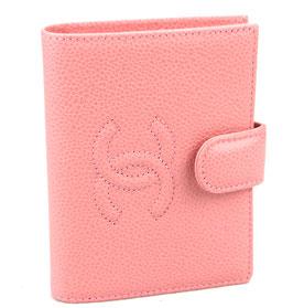 Chanel Portemonnaie 'CC' Rosa