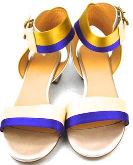 Balenciaga Sandale in Multicolour