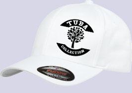 Tuba Flexfit Wooly Combed Weiß