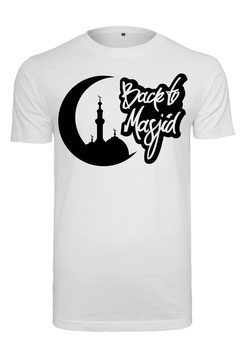 Back to Masjid  T-Shirt