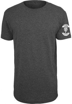 Sunnah Shirt Dunkel Grau