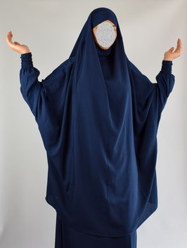 Tuba Khimar Midnight Blue mit Hose