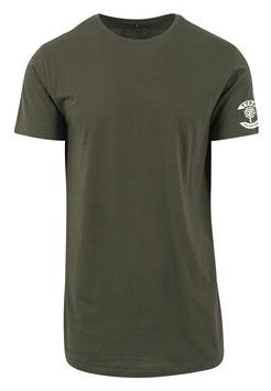 Sunnah Shirt Army Grün
