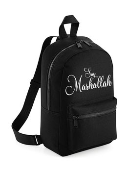 Say Mashallah Ukhti Bag Black