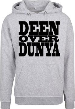 Deen over Dunya Hoodie