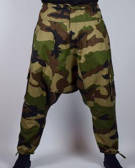 Battle Sunnah Hose Camouflage