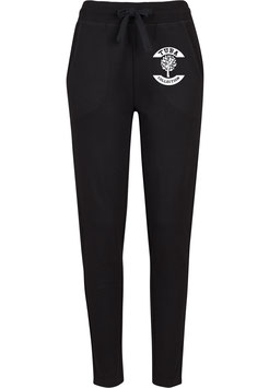 Tuba Terry Long Pants Black