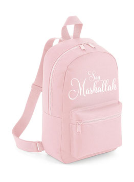 Say Mashallah Ukhti Bag Pink