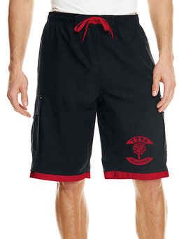 Tuba Swim Hose Black /Red
