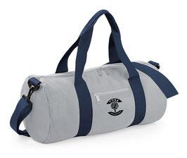 Tuba Reise Tasche Grau Blau